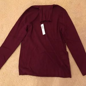 Chico's turtleneck sweater...new with tags..size 3